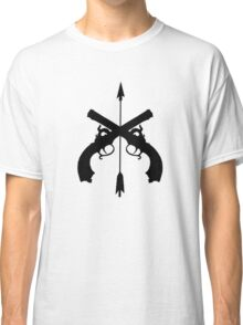 Critical Role - The Gunslinger and the Ranger Classic T-Shirt