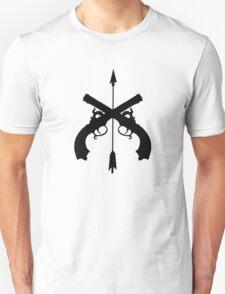 Critical Role - The Gunslinger and the Ranger Unisex T-Shirt