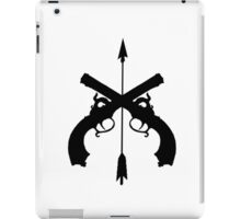 Critical Role - The Gunslinger and the Ranger iPad Case/Skin