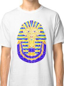 Geometric Tutankhamun in colour Classic T-Shirt