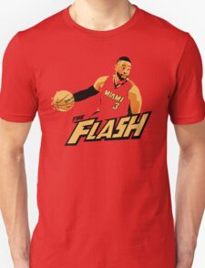 "Dwyane ""The Flash"" Wade T-Shirt"