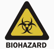 Biohazard beware Baby Tee