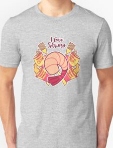 I Love Shrimp T-Shirt