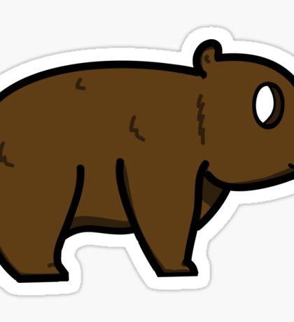 Urfren the Bear Sticker