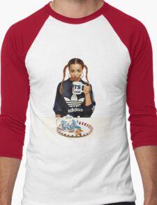 Tinashe Men's Baseball ¾ T-Shirt