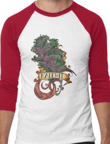 Kale 'N It Men's Baseball ¾ T-Shirt