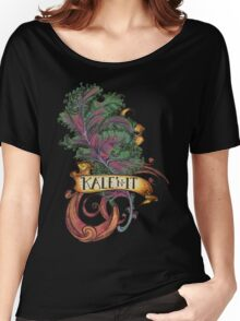 Kale 'N It Women's Relaxed Fit T-Shirt