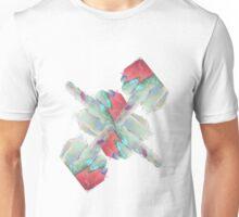 Aladdin Sane Middle Finger Unisex T-Shirt