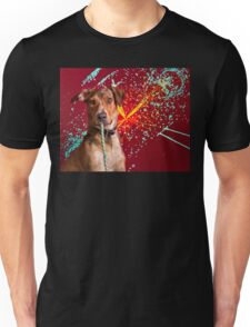 Isabella and her String Theory Unisex T-Shirt