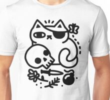 Badass Cat Unisex T-Shirt