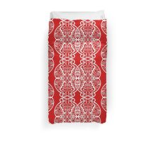 abstract ink design Duvet Cover