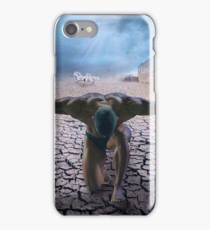 the slave  iPhone Case/Skin