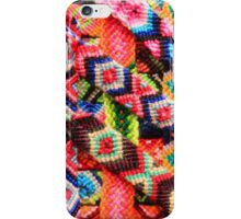 Woven Patterns iPhone Case/Skin
