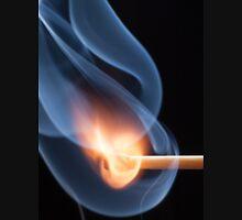 Match on fire Unisex T-Shirt