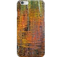 Autumn Reflections iPhone Case/Skin