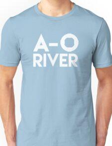 A-O River! Unisex T-Shirt