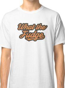 WTF funny t-shirt Classic T-Shirt