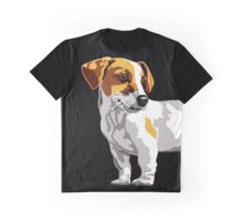 Jack Russell Terrier Graphic T-Shirt