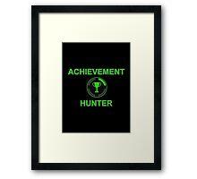 Achievement Hunter Framed Print