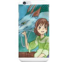Dragons and Magic - Manga iPhone Case/Skin