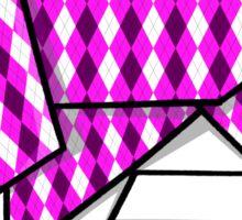Origami Pig Sticker