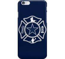 Dallas Fire - Cowboys Style iPhone Case/Skin