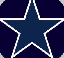 Dallas Fire - Cowboys Style Sticker