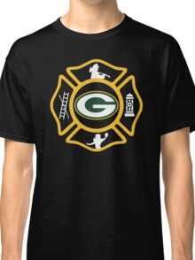 Green Bay Fire - Packers Style Classic T-Shirt