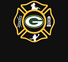 Green Bay Fire - Packers Style Unisex T-Shirt