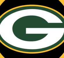 Green Bay Fire - Packers Style Sticker