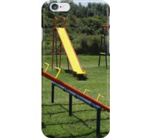 Children's Playground iPhone Case/Skin