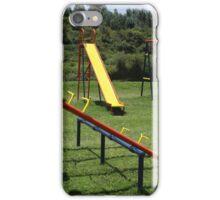 Children's Playground iPhone Case/Skin