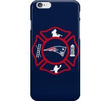 Foxboro Fire - Patriots Style iPhone Case/Skin