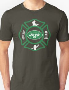 FDNY - Jets Style T-Shirt