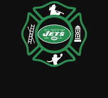 FDNY - Jets Style Unisex T-Shirt
