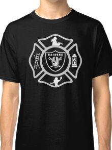 Oakland Fire - Raiders Style Classic T-Shirt