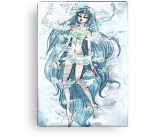 Net of wonder - Manga Canvas Print