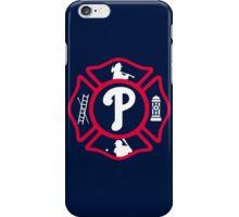 Philadelphia Fire - Phillies Style iPhone Case/Skin