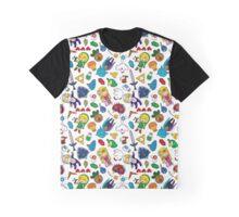 Cute Legend of Zelda pattern!!! Graphic T-Shirt