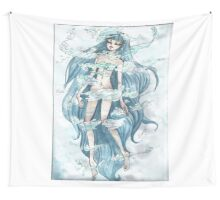 Net of wonder - Manga Wall Tapestry