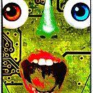 Boxface #1 by Alec Goss
