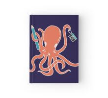 Squid of Creativity Hardcover Journal