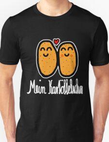 Mein Kartöffelschn (Weiß) T-Shirt