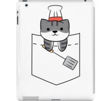 Guy Furry Pocket Tee iPad Case/Skin