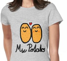 My Potato Womens Fitted T-Shirt