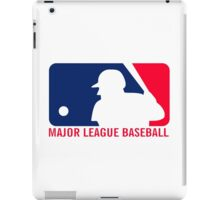 logo major league baseball 2016 iPad Case/Skin