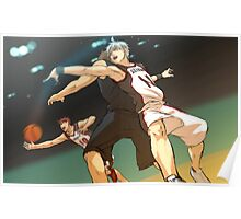 Kuroko no Basket Poster