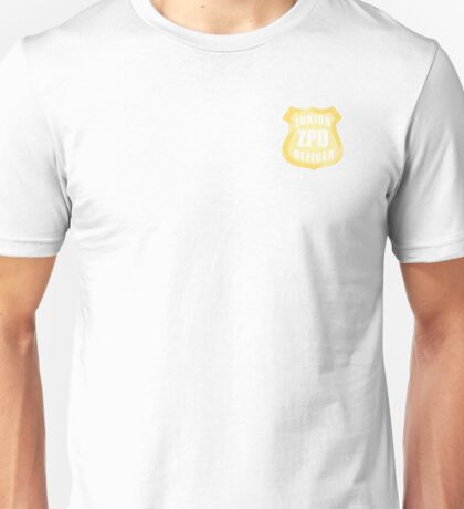 Junior ZPD Officer  Unisex T-Shirt