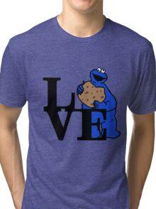 Love cookies Tri-blend T-Shirt