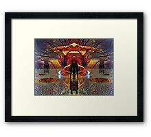 TH125 Framed Print